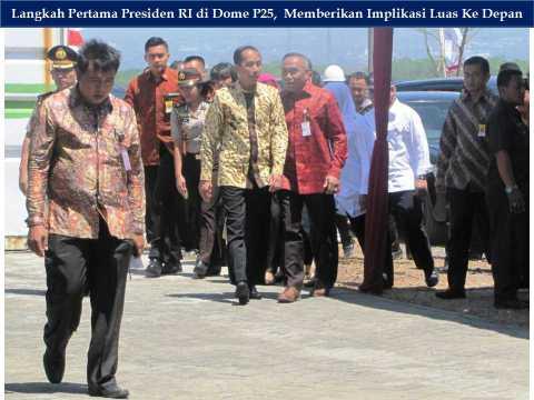Hasil gambar untuk Menteri PUPR ke Lusi